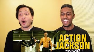 Action Jackson Trailer Reaction | Ajay Devgn, Sonakshi Sinha & Yami Gautam | By Stageflix