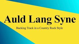 Auld Lang Syne Backing Track