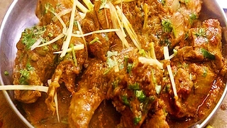 Sindhi Rabbit Curry | Spicy Indian Curry | Chef Atul Kochhar