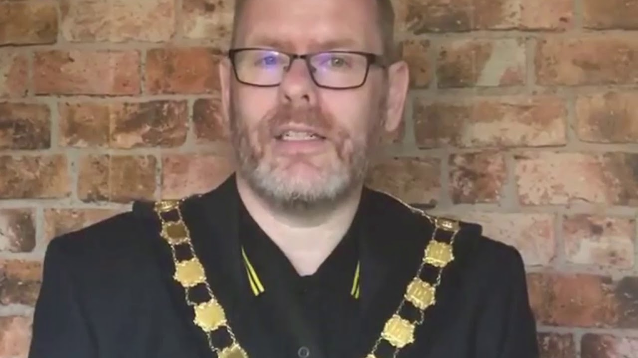 Download The Lord Mayor of Armagh wishes The John Hewitt Society good luck on their first Digital Festival.