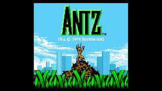 Gameplay ANTZ: Normal, Racing y World Sports (Game Boy Color)