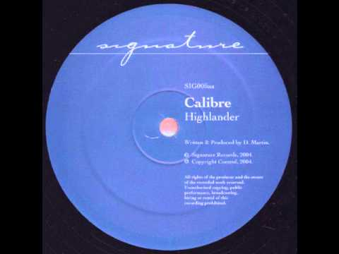 Calibre - Signature Exclusive Vol One