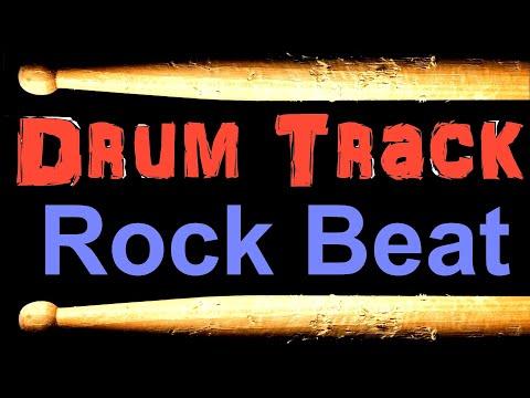 Drum Beat 140 BPM Rock Bass Guitar Backing JamTrack Free MP3 Download Loop #36