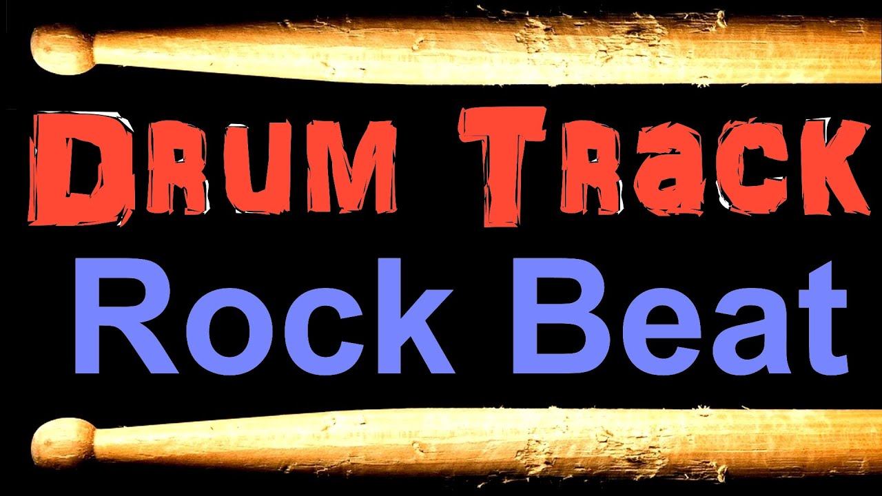 Drum Beat 140 BPM Rock Bass Guitar Backing JamTrack Free MP3 Download Loop  #36