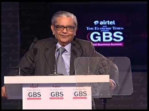 Closing Note by Jagdish Bhagwati at Global Business Summit