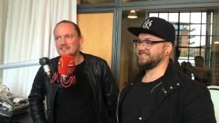 TooManyLeftHands på Radio Silkeborg