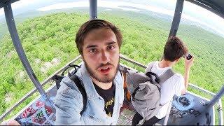 VLOG: Затерянные в лесах Бикона / Наш первый хайкинг