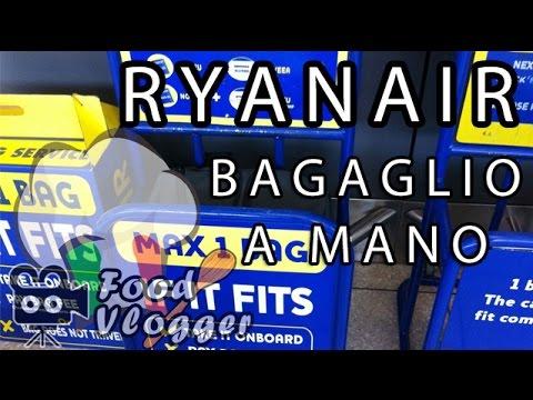 Bagaglio a mano e busta dei liquidi no problem doovi - Ryanair cosa si puo portare nel bagaglio a mano ...