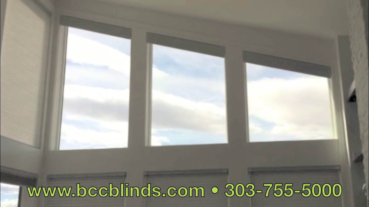 Eyebrow Window Blinds