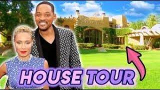 Will Smith   House Tour 2019   $42 Million Dollar LA Calabasas Home
