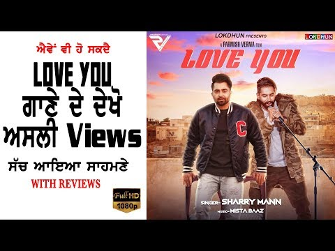 Love you | Sharry Mann | Latest punjabi...