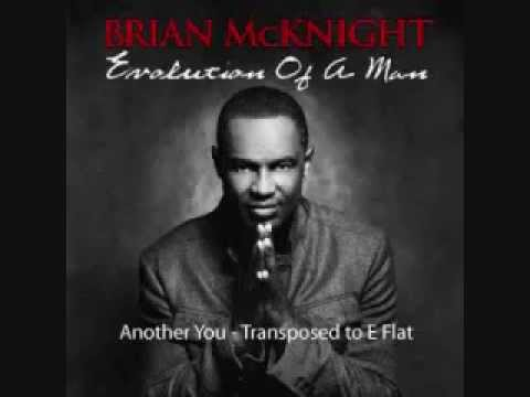 Another You - Brian McKnight - E Flat Piano Accompaniment