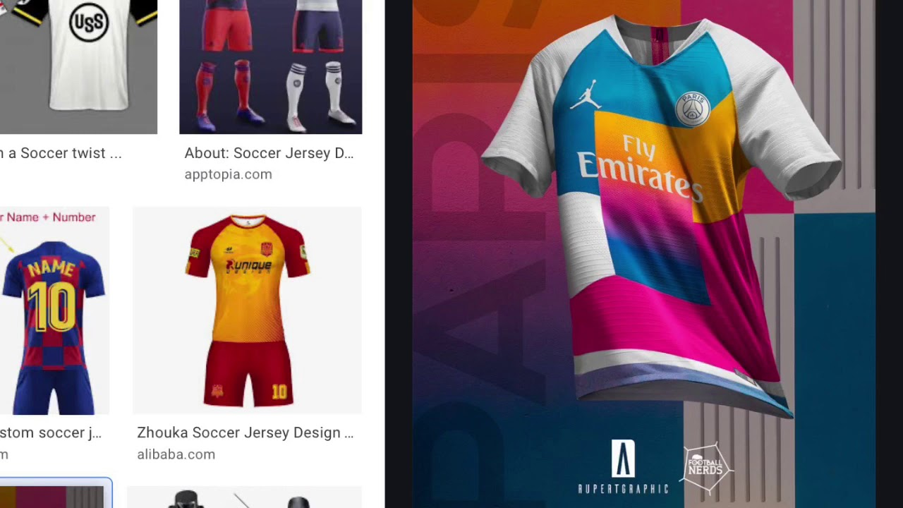 Someone made an AWFUL PSG Concept kit