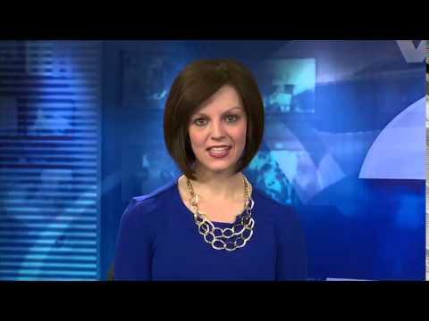 Amy Fox -- January 13, 2014 Morning Show