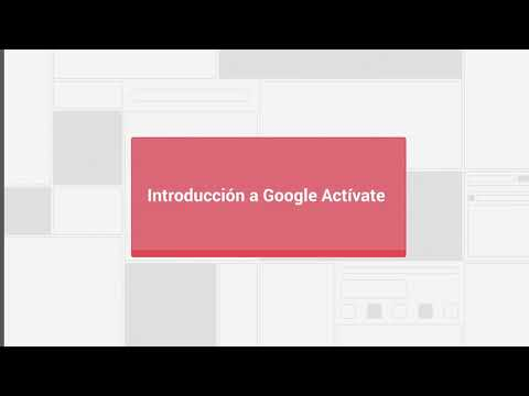 Curso GRATUITO de Marketing Digital dictado por Google Activate from YouTube · Duration:  2 minutes 24 seconds
