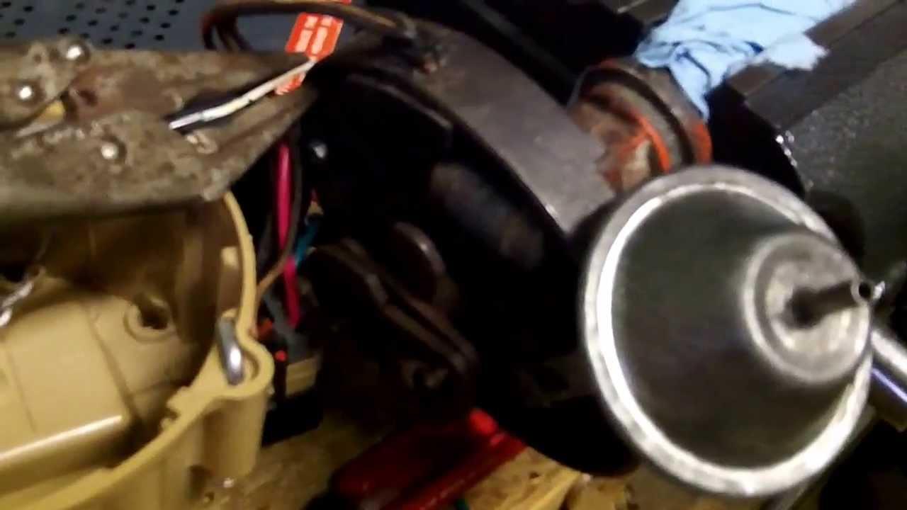 4 Pin Hei Distributor Test Youtube 427 Gm Wiring