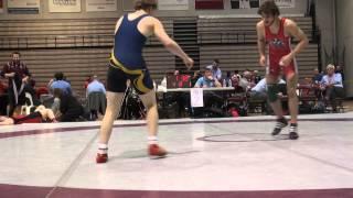 20150131150605 ONT JR Prov FS55kg Sam Jagas Brock vs Bart Duncan Guelph