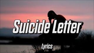 Skippy - Suicide Letter (Lyrics)