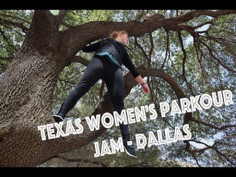 Texas Women's Parkour Jam - Dallas
