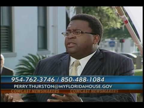Rep. Perry Thurston on Comcast Newsmakers