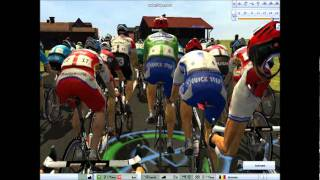 Pro Cycling Manager 2008 PC - Tour de France 2008 Stage 5