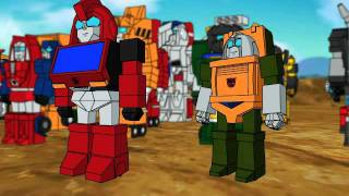 Transformers Peace Treaty 2 Part One