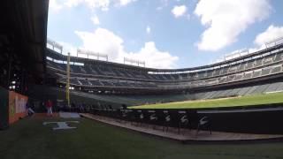 【大画面推奨】ブルペン投球を捕手目線から This is my bullpen yesterday from my catchers view. /Yu Darvish thumbnail