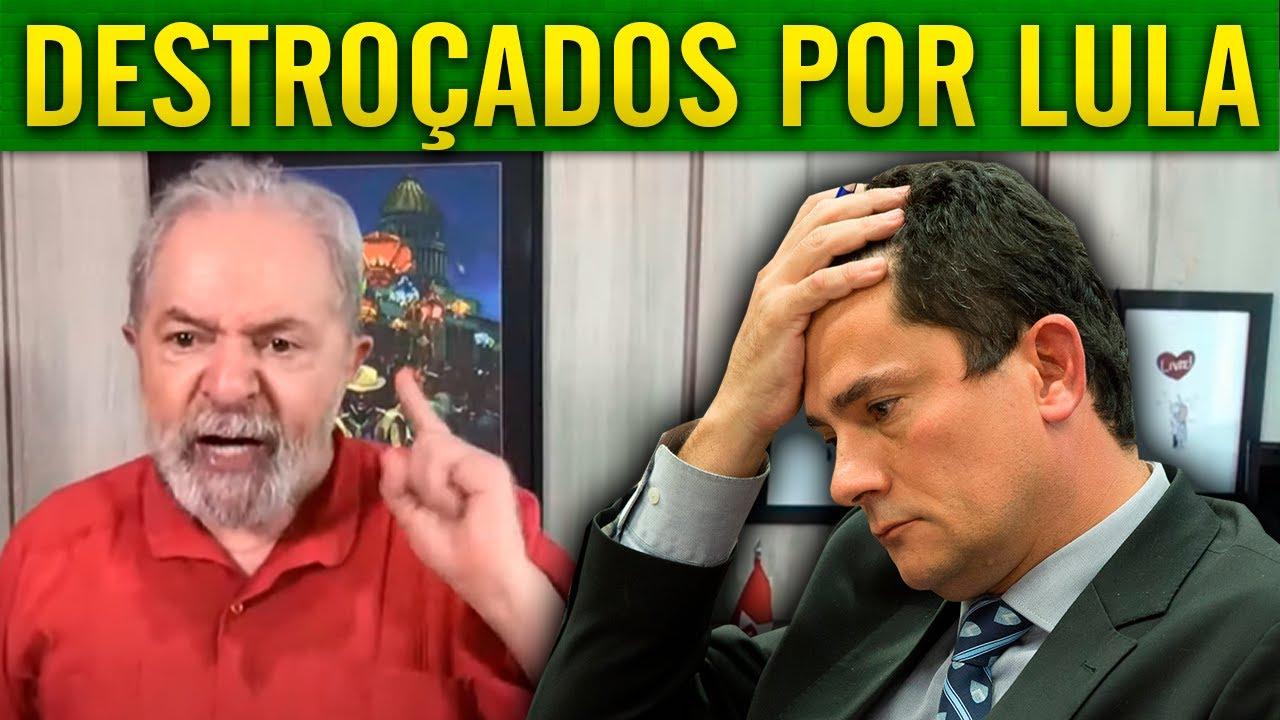 TÁTICA DE LULA ACABA COM MORO E DALLAGNOL!! O BEM VENCEU!!