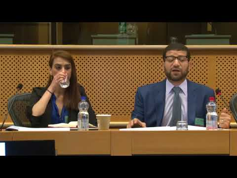 Press freedom in Iran - panel discussion in European Parliament - 24 May 2018