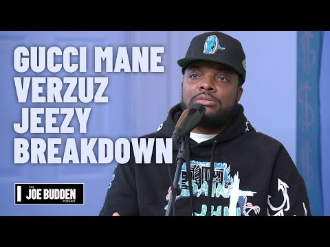 The Gucci Mane Verzuz Jeezy Breakdown | The Joe Budden Podcast