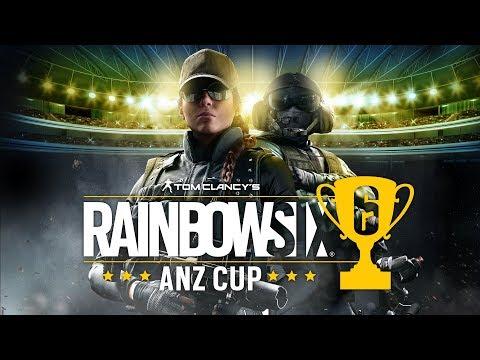 (AUS) R6 SIEGE - ANZ CUP: ROUND #3 (MatchDay 5) [LIVE]