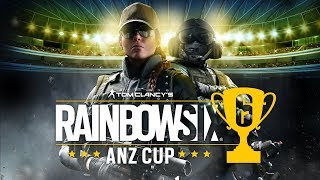 (AUS) R6 SIEGE - ANZ CUP: ROUND #3 (MatchDay 5) [LIVE] thumbnail