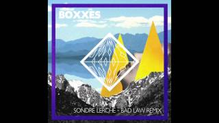 Sondre Lerche - Bad Law (BOXXES Remix)