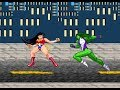 Wonder Woman Vs She-Hulk