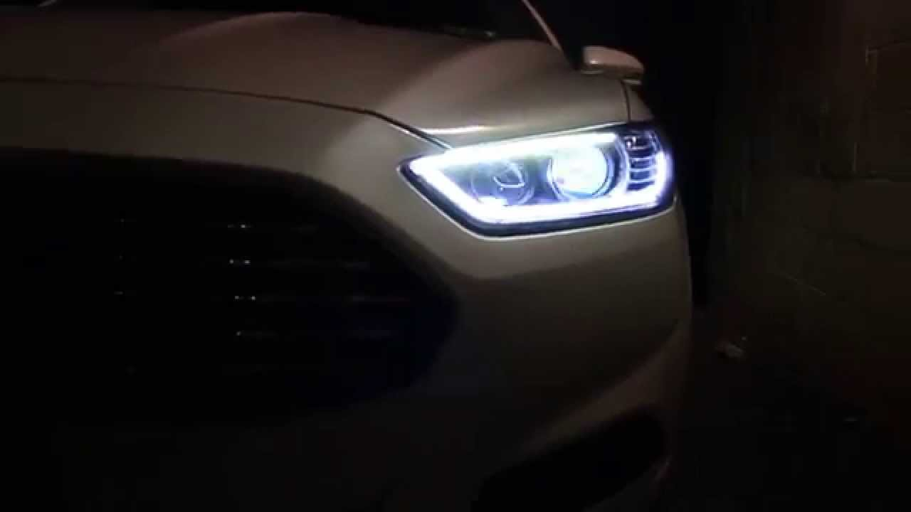 Image Result For Ford Focus Xenon Lights