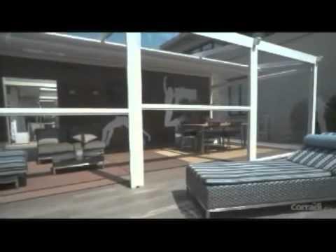 Corradi - Outdoor living space - YouTube on Corradi Living Space id=25256