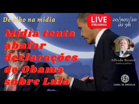Em vão, mídia tenta abafar revelações de Obama