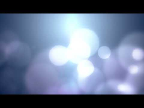 Light Flare Bokeh Blue [free Stock Video Footage]