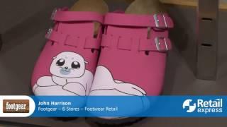 Footgear - fashion accessory retailer & their pos system