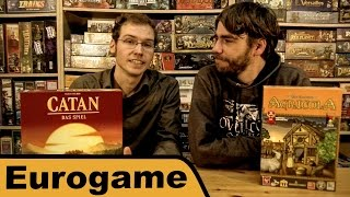 Eurogame - Brettspiel Begriffe erklärt #01