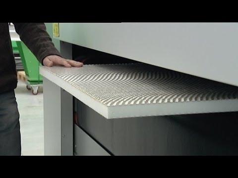 Innovation : du composite à base de lin !