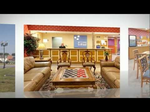 Lancaster PA Hotels - Holiday Inn Express Lancaster PA Hotel