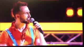 "Группа GVOZDI, ""Еду за солярой"" на Первом канале в концерте «Ээхх, Разгуляй!»"