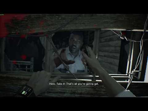 RESIDENT EVIL 7 Let's Play (Part 3 - Baker family / Jack boss fight)