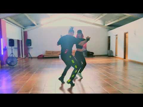 Dancing Bachata - Tumbao - Prince Royce feat Gente de Zona & Arturo Sandoval