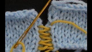 Mattress Stitch