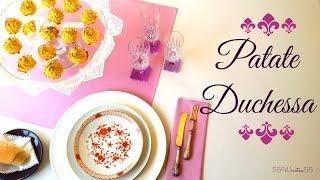 Patate Duchessa - Speciale Menù di Natale