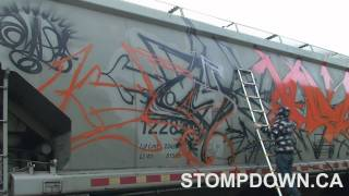 "Graffiti - Keep6 SDK  - Dec16 2011 - ***SONG*** Evil Ebenezer ""No Problem"" FREE DOWNLOAD LINK BELOW!"