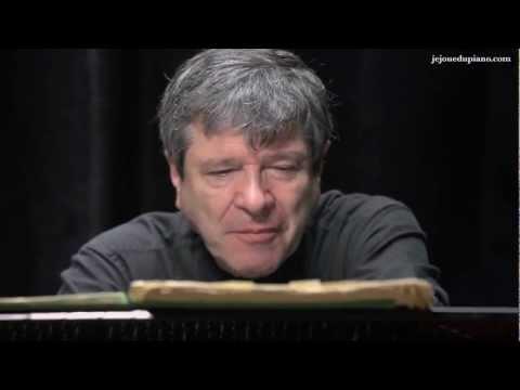 Cours de piano - Alborada del Gracioso de Ravel - Jacques Rouvier