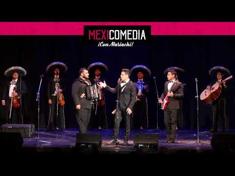 Show MEXICOMEDIA - Los Tres Tristes Tigres